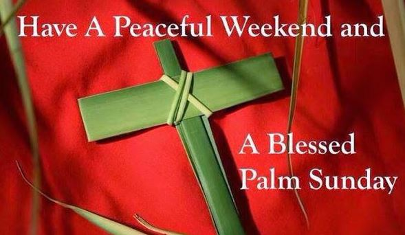 Palm Sunday Wishes 0111
