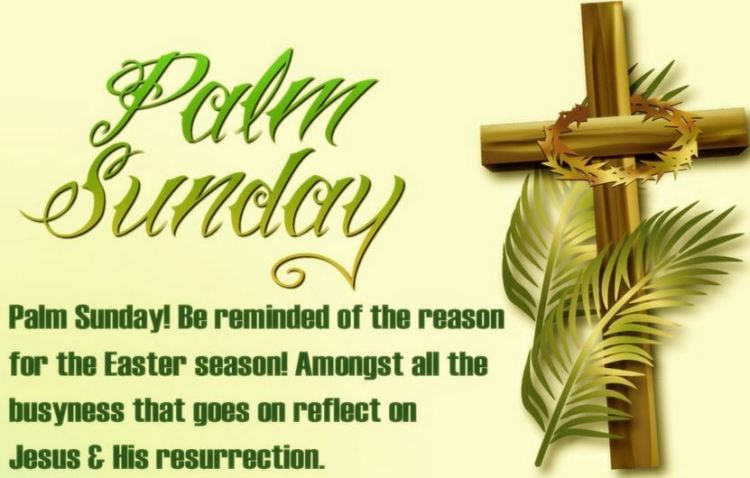 Palm Sunday Wishes Quotes 09