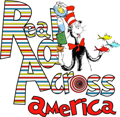 Read Across America Cartoon Images