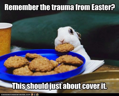 Remember the trauma from Easter Bunnies Memes