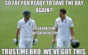 So faf you ready to save the day Cricket Memes