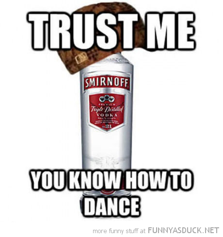 Trust me you know how to dance Meme