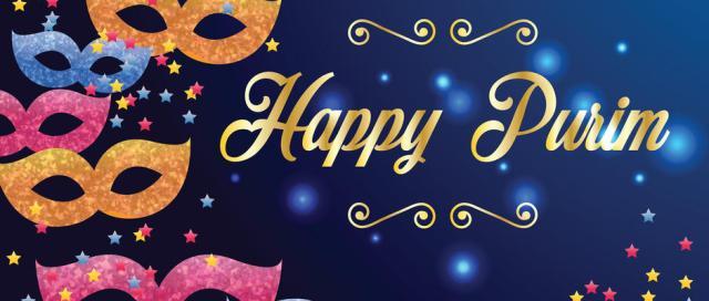 Wishing You Happy Purim Wishes Wallpaper