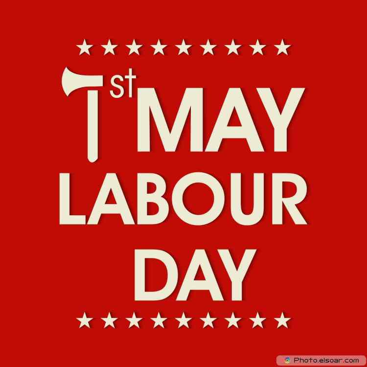 1st May Labour Day Wishes Message Image