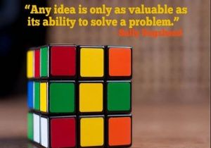 Ability Quotes Any idea is only as valuable as it's ability