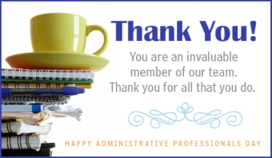 Administrative Professionals Day 0113