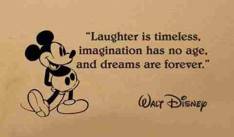 Age Quotes laughter is timeless imagination