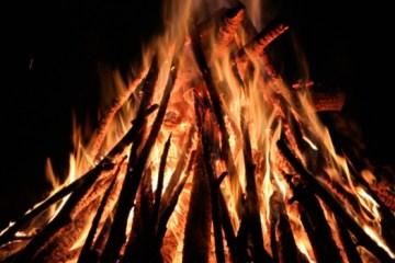 Best Lag BaOmer Fire Image