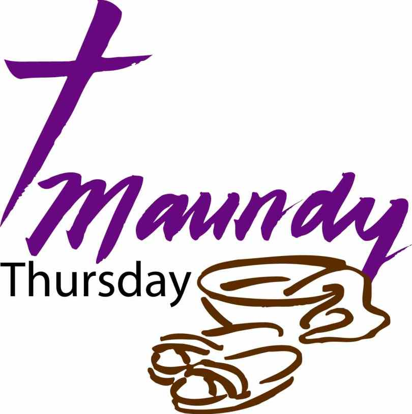 Best Maundy Thursday Clipart