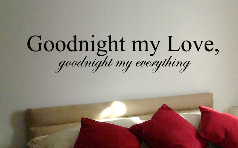 Charming Good Night Love Quotes