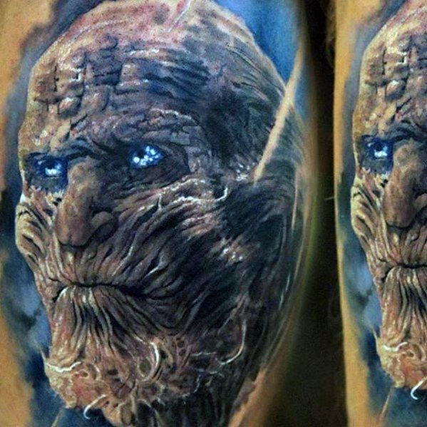 Custom Game Of Thrones Tattoos On shoulder For boy