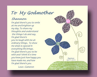 Godmother Quotes to my godmother shannon im glad ther's