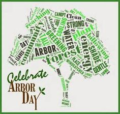 Great Idea Plant A Tree Happy Arbor Day