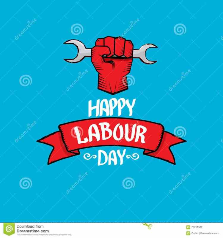 Have A Happy Labour Day Wishes Image