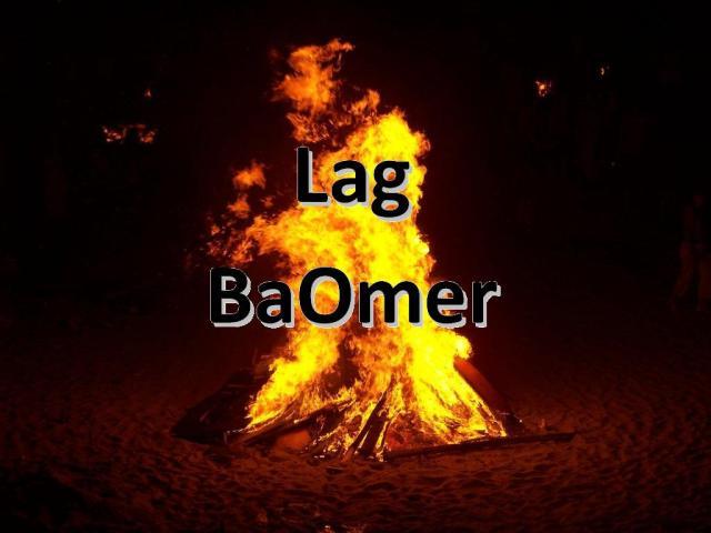 Lag BaOmer Greetings Message Image