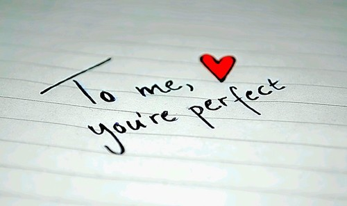 Love Quotes For Wife to me you're perfect
