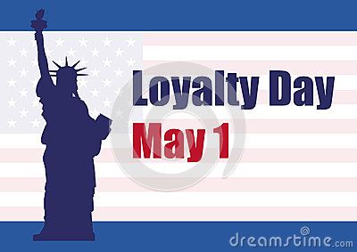 Loyalty Day May 1 Wishes Image