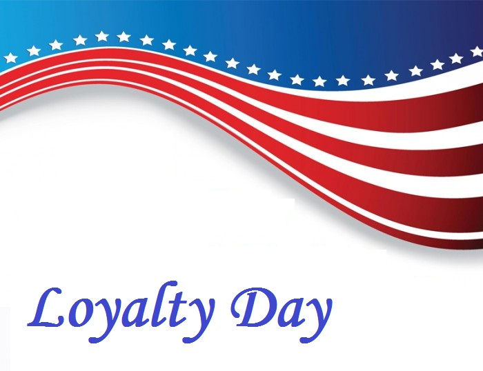 Loyalty Day Wishes Message Wallpaper