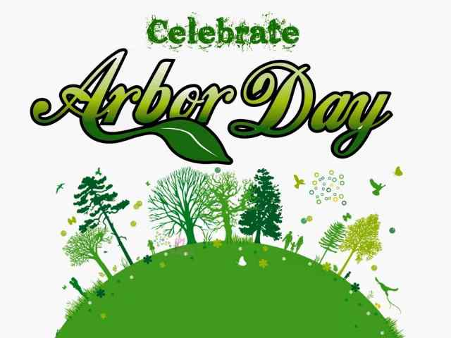 National Arbor Day Plant A Tree