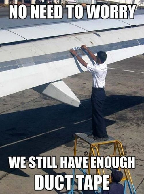 No need to worry we still have enough Plane Meme