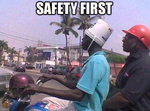 Safety Meme Safety first Again