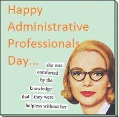Secretaries Day 507