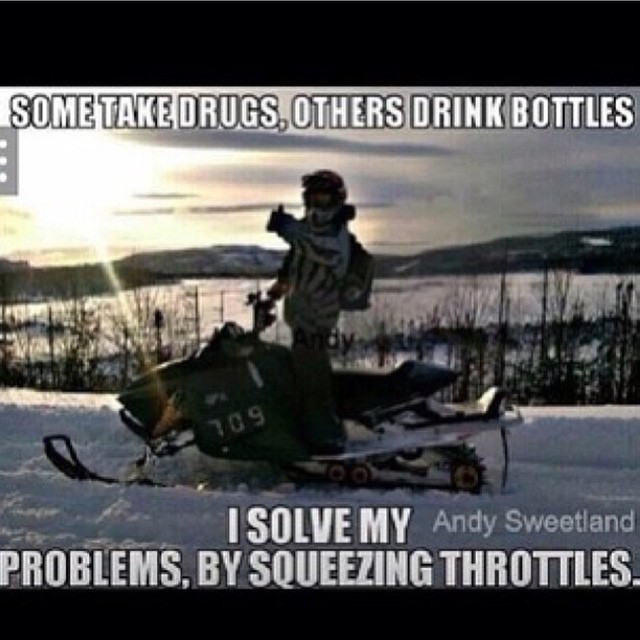 Sled Meme Some take drugs others drink bottles i solve