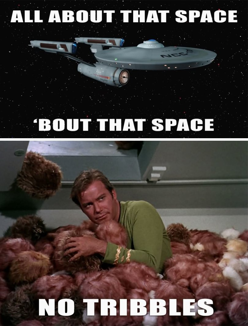 Space Memes All about that space bout