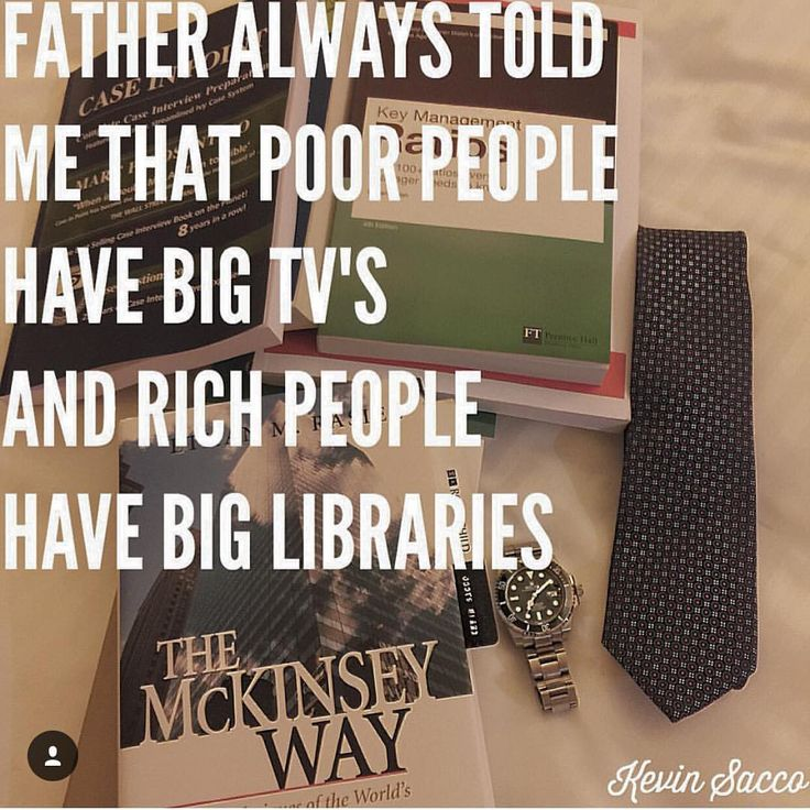 Tbt Quotes Father always told me that poor people have big tv's