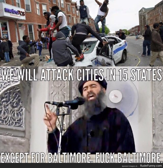 Terrorists Memes We will attack cities in 15 states