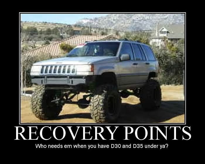 Truck Memes Recovery points who needs me when you have d30