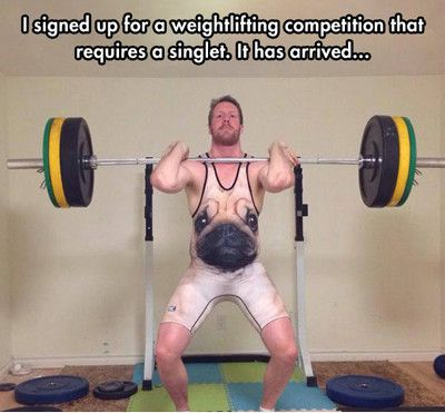 Weightlifting Memes I signed up for a weightlifting competition