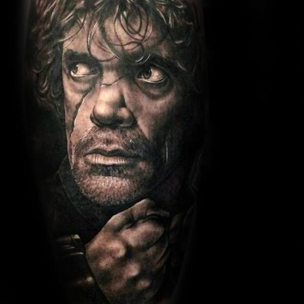 Wonderful Game Of Thrones Tattoos For guy