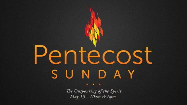 Happy Pentecost Sunday Wishes Message For Friends