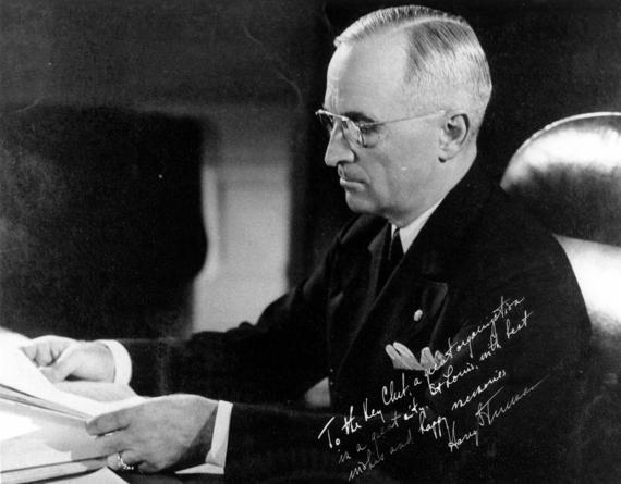 Happy Truman Day 808