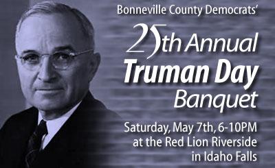 Happy Truman Day 810