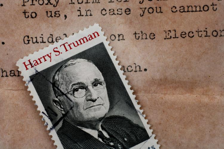 Happy Truman Day 813