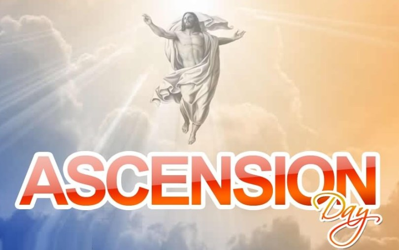 Have A Blessed Happy Ascension Day Wishes Images