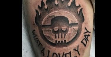 Mad Max tattoos