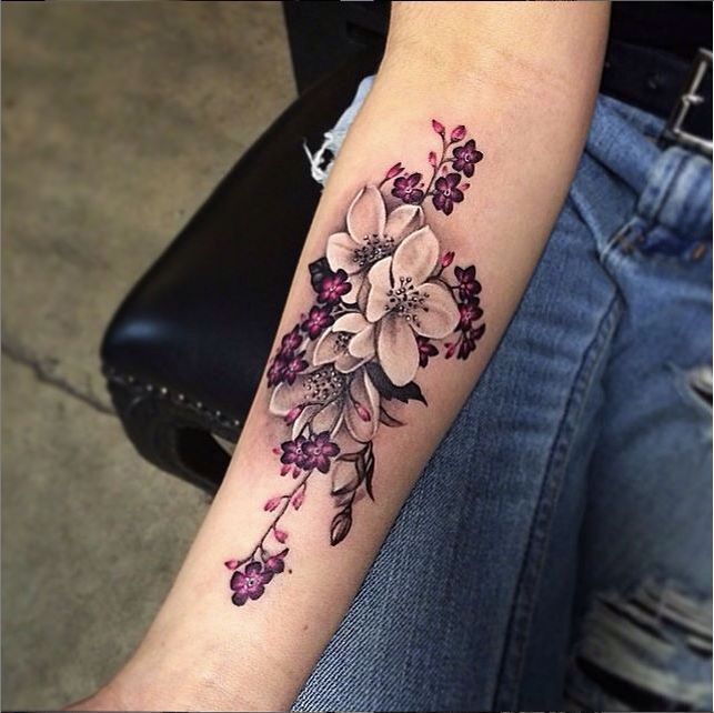Orchid Tattoos