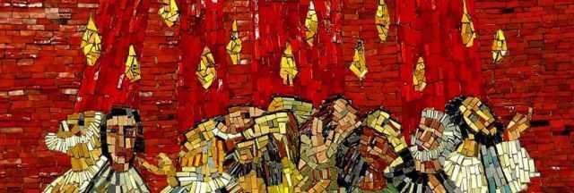 Pentecost Art Wishes Image