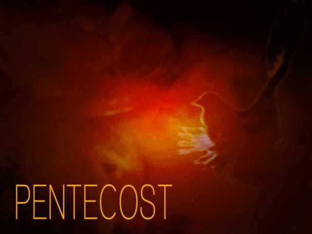 Pentecost Wishes Wallpaper