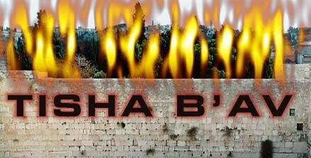 15 Tisha bav Images