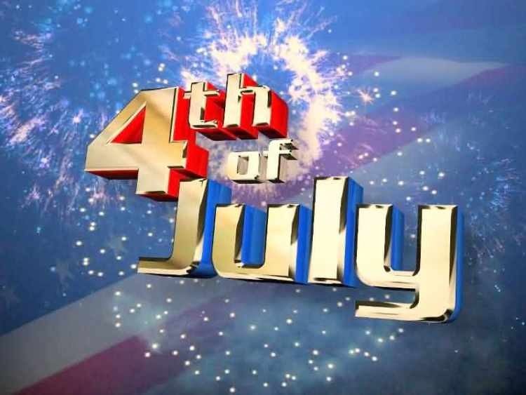 4th of July Best Wishes Message Image