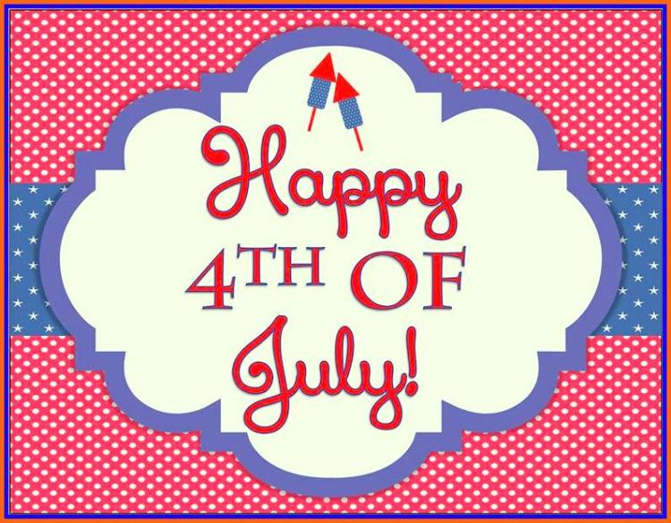 Best Greetings 4th of July Wishes Message Image