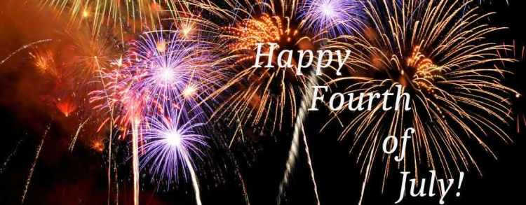 Best Wishes 4th of July Greetings Wishes Message Image