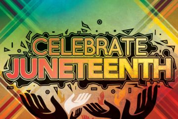 Celebrate Juneteenth Wishes Message Image