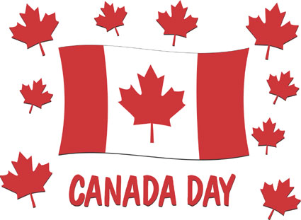 Celebrating 150 Years Happy Canada Day Wishes Message Image