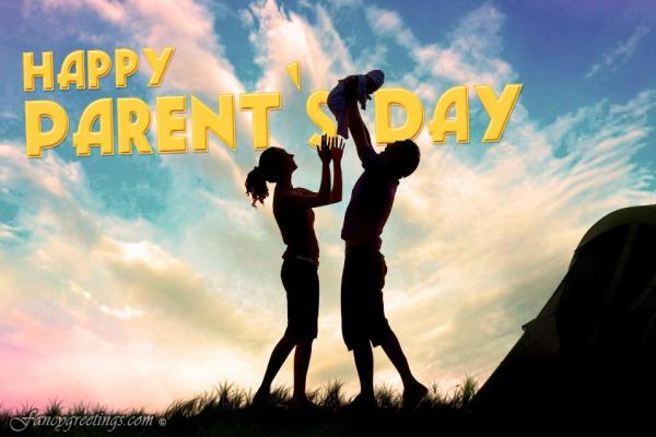Happy Parents Day Wishes Picture For Parents