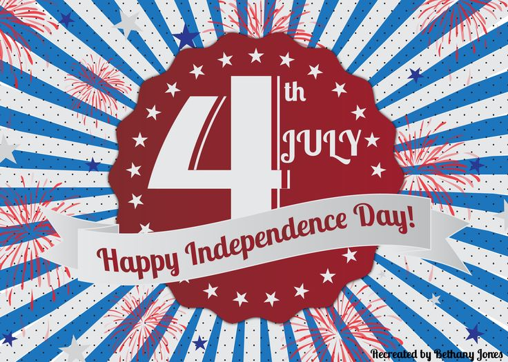 Have A Happy 4th of July Independence Day Greetings Message Image